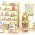 ネコの絵本屋