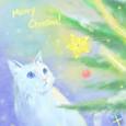 小雪のクリスマス