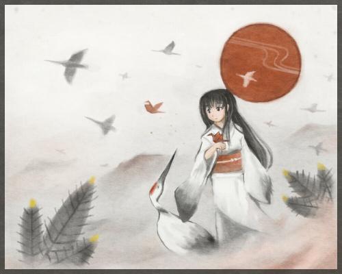 折り鶴の祈り