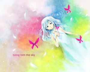 Being_torn_the_sky